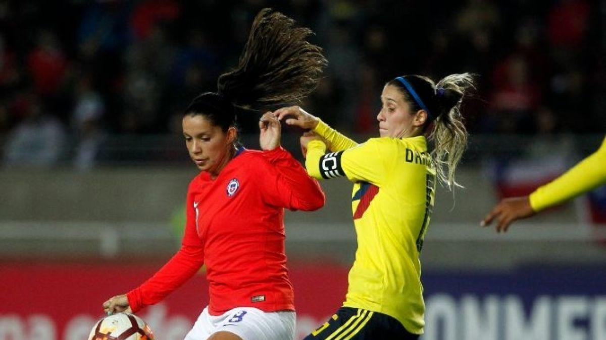 Con miras al Mundial: Karen Araya anotó un golazo en España y fue destacada por La Liga