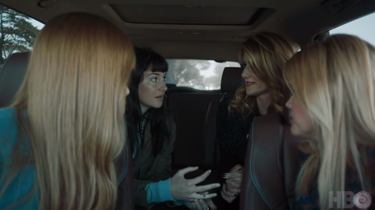 "[VIDEO] ""Big Little lies"": Revelan tráiler y fecha de estreno de la segunda temporada"
