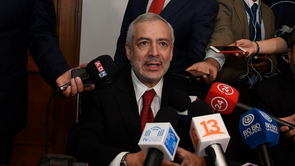 Guzmán renuncia este miércoles a Fiscalía para asumir en un breve plazo como secretario del Senado
