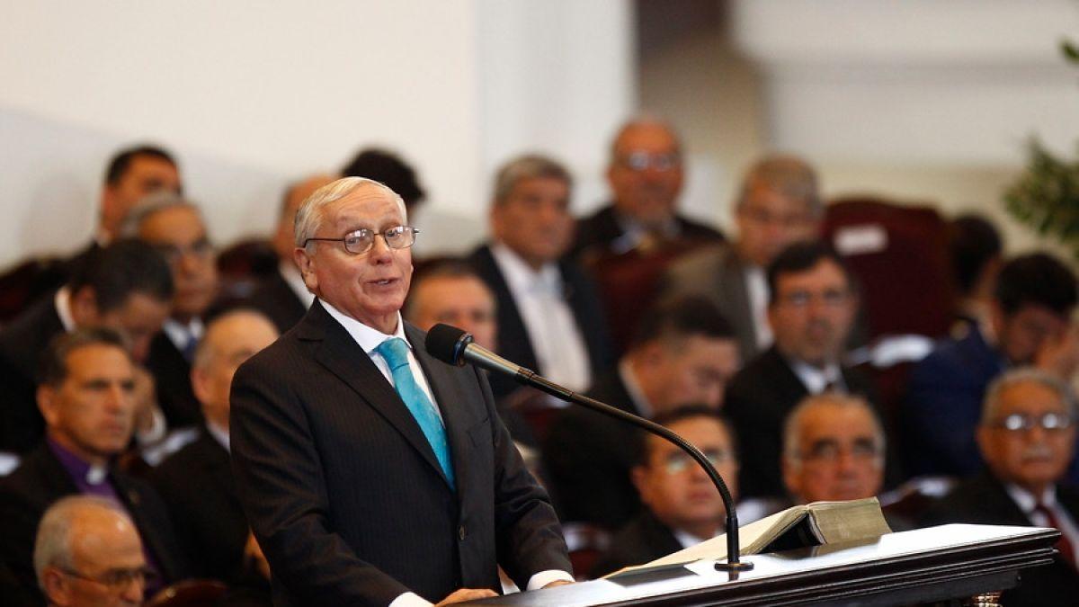 Obispo Durán y su patrimonio: Tengo un saldo común y corriente de 130 millones de pesos