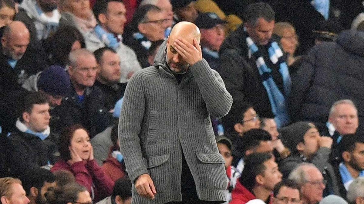 El lamento de Guardiola tras la eliminación del Manchester City: Es cruel