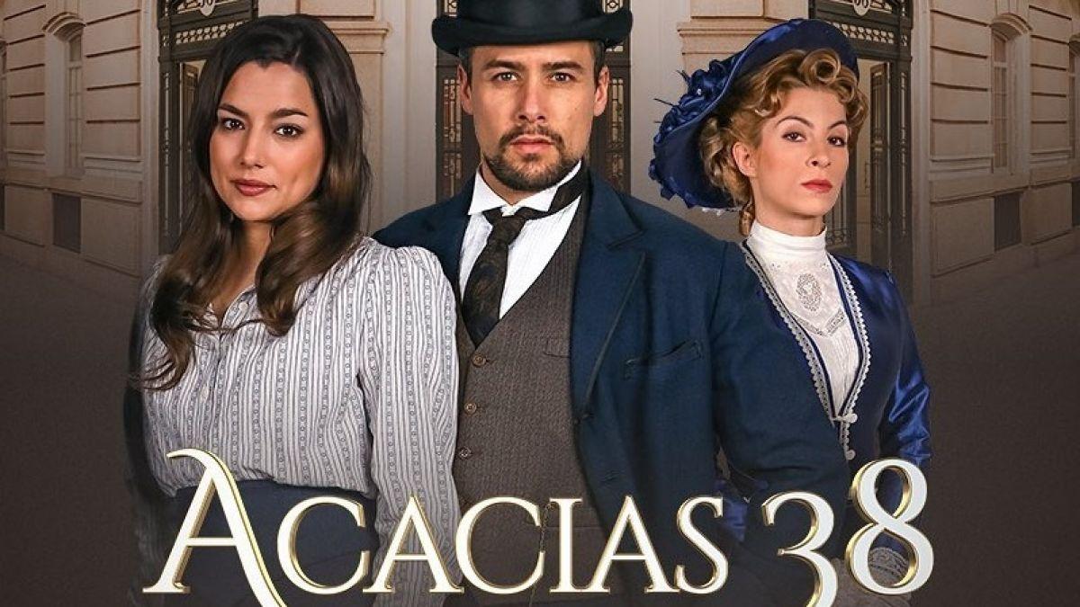 """De forma especial: Canal 13 emitirá los primeros cuatro capítulos de """"Acacias 38"""" este Viernes Santo"""