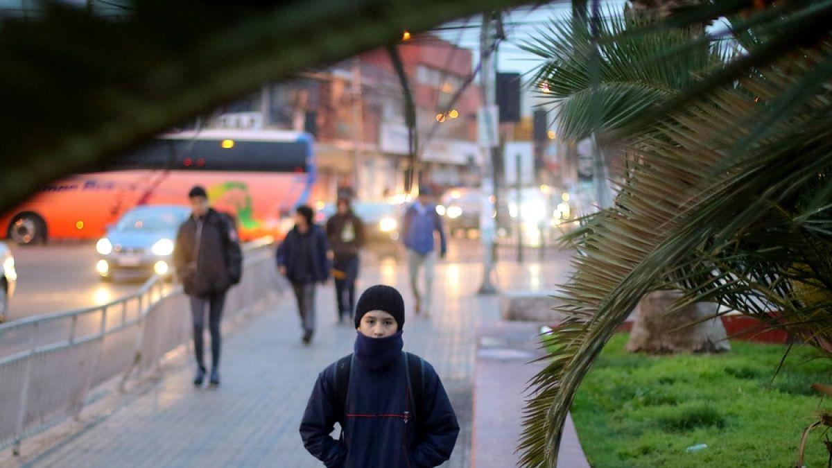 Declaran Alerta Preventiva para 11 comunas de la región Metropolitana por pronóstico de lluvias