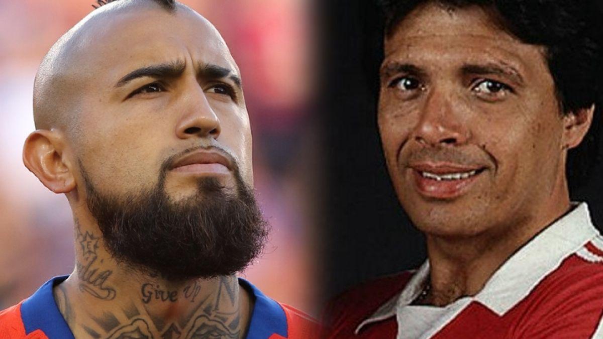 Un presente exitoso: Arturo Vidal:¿ el mejor jugador en la historia del fútbol chileno?