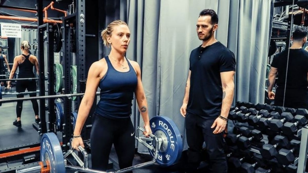 "[FOTOS> Revelan la exigente preparación física de Scarlett Johansson para ""Avengers: Endgame"""