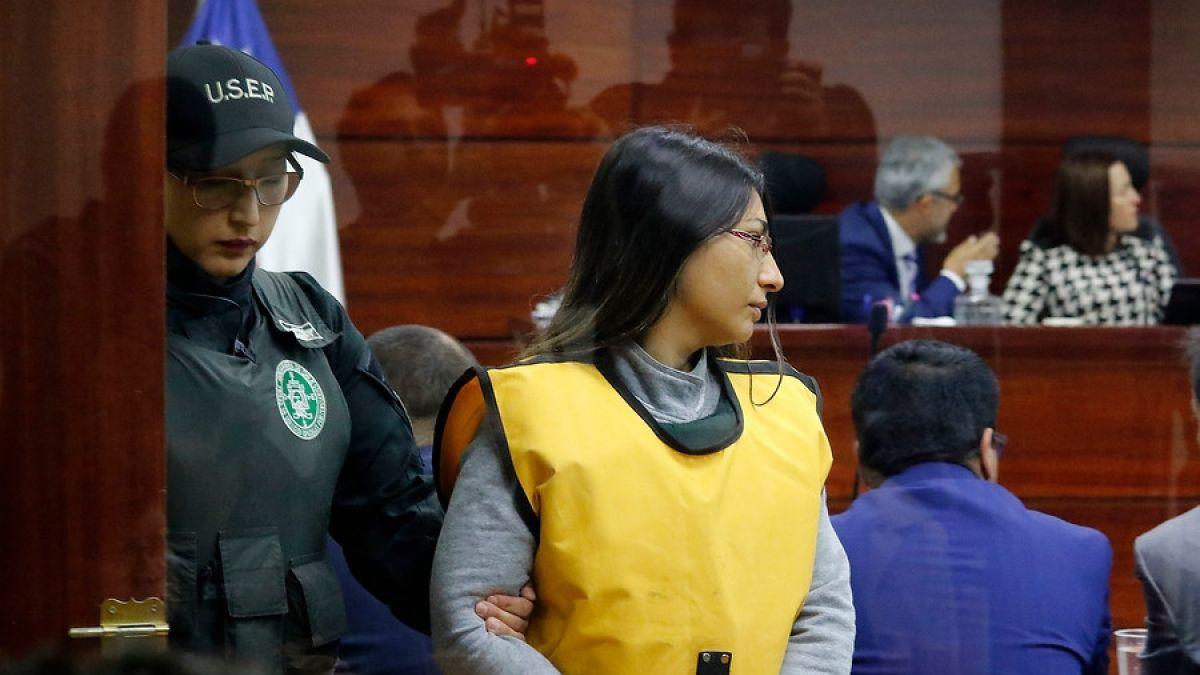 Abogado de Johanna Hernández revela la reacción de la mujer tras conocer su sentencia
