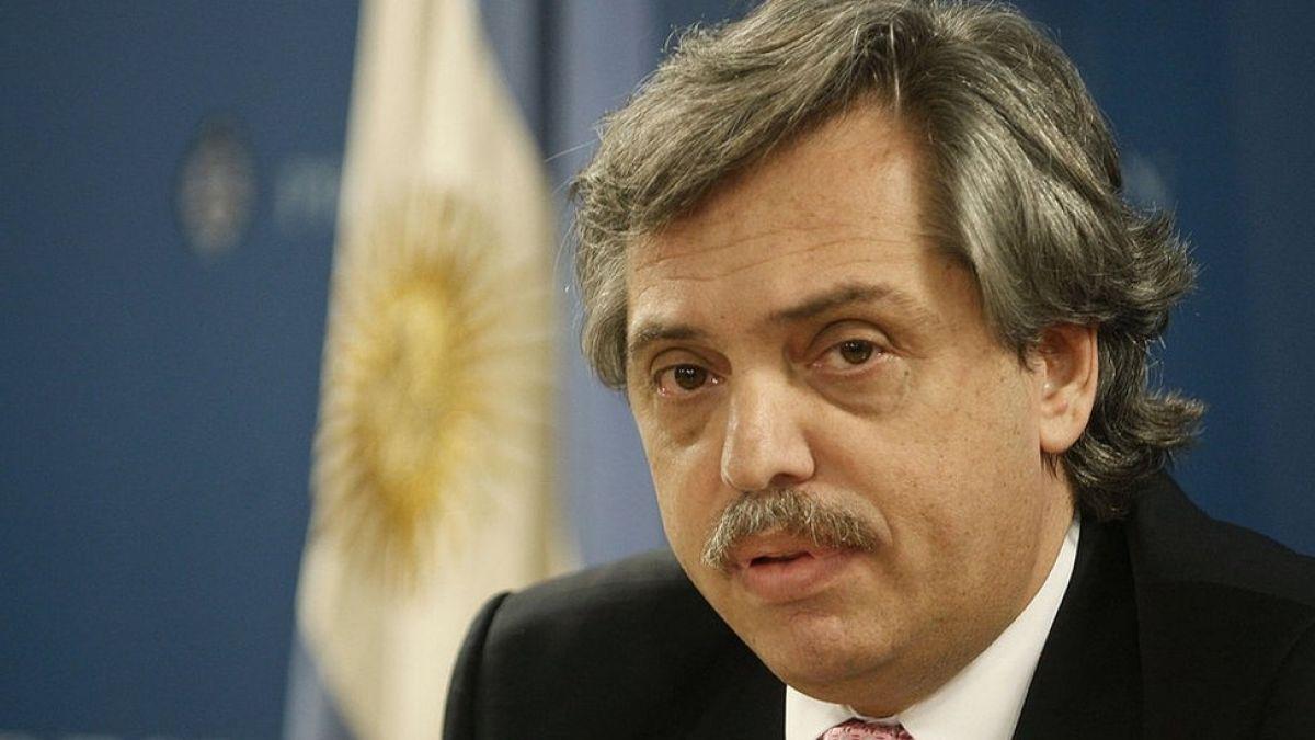 Alberto Fern U00e1ndez El Candidato A La Presidencia De