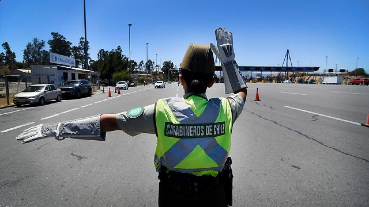 Detienen a hombre que agredió sexualmente e intento robarle a carabinera en Valparaíso