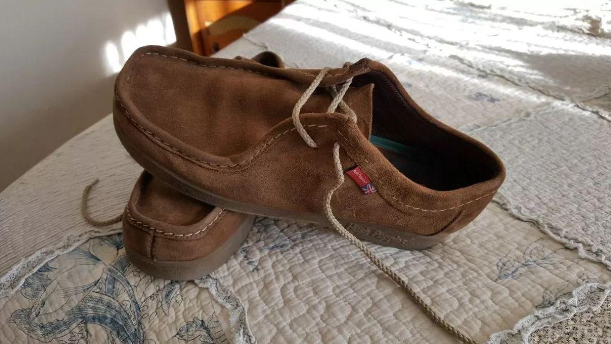 aec246de Crédito: MercadoLibre. Anuncian cierre de fábrica de zapatos de Hush  Puppies en Chile