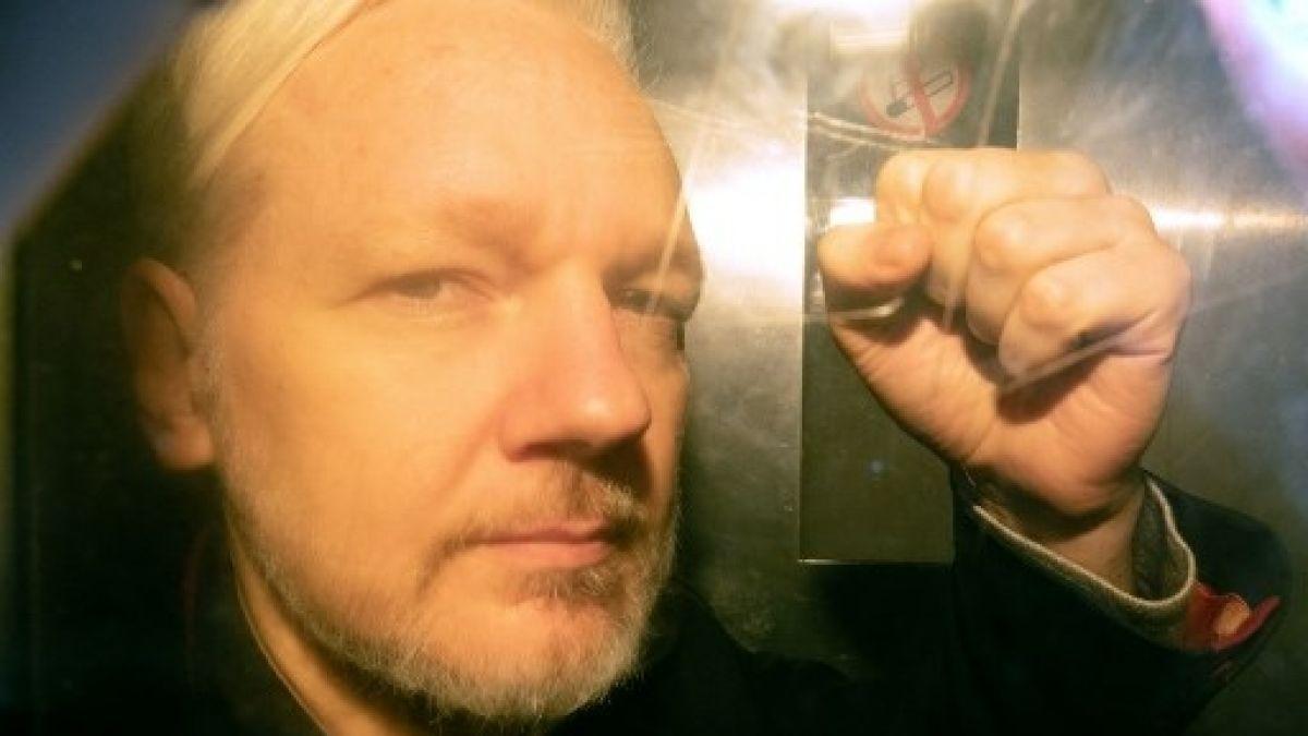 Wikileaks asegura que Estados Unidos presentará este viernes la solicitud de extradición de Assange