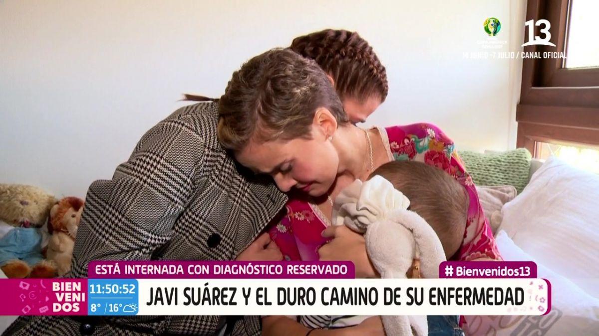 Odio el cáncer: La honesta entrevista de Tonka Tomicic a Javiera Suárez en Bienvenidos