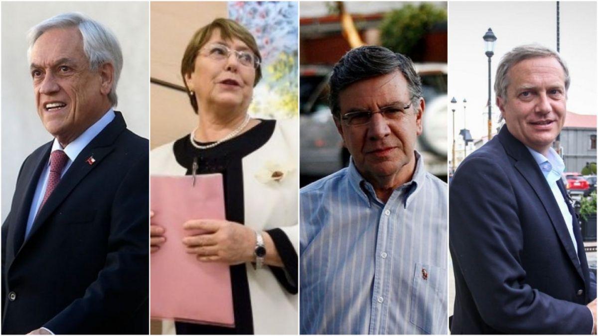 Los que suben y los que caen: El ranking de los políticos mejor evaluados en la CEP