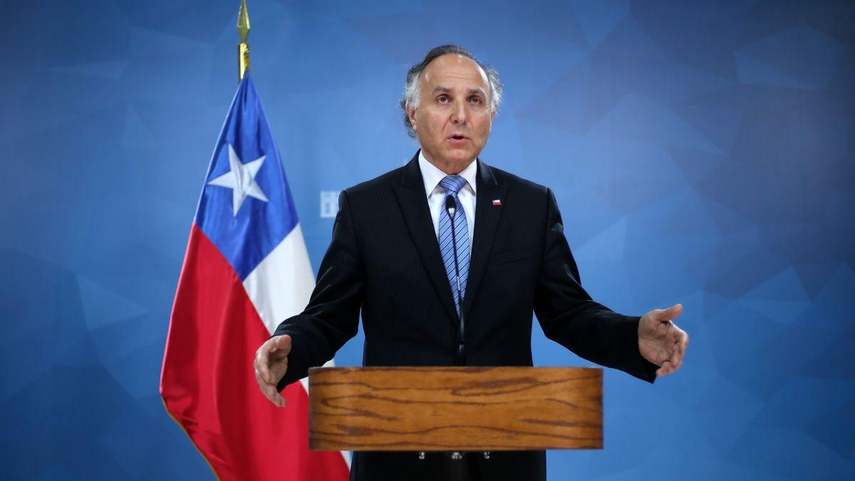 Nuevo canciller Teodoro Ribera: Seguirá siendo un Ministerio que representa los intereses de Chile