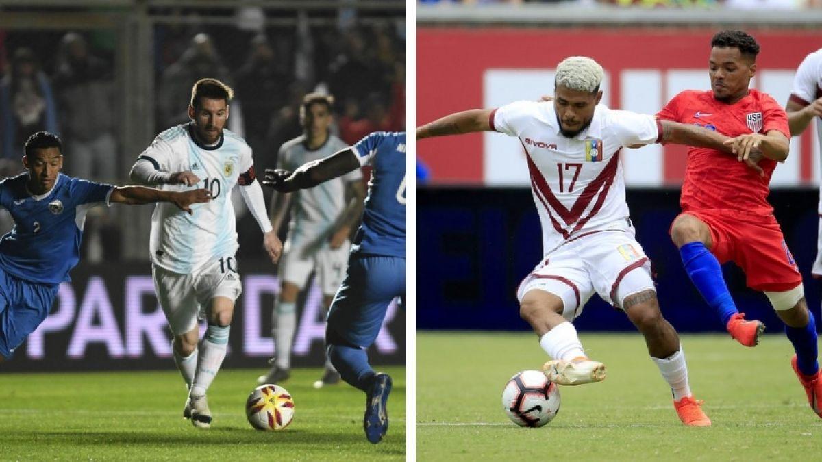 Copa América 2019: ¿Quiénes juegan y donde ver los partidos de la segunda jornada del torneo?
