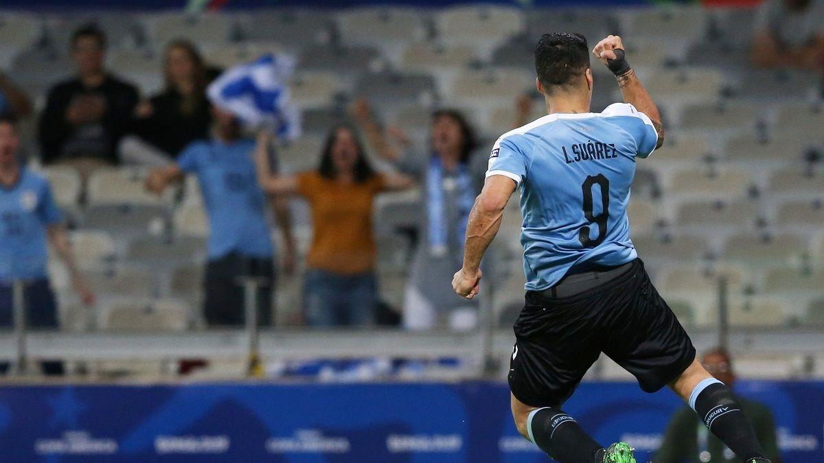 Atención Chile: Uruguay golea a un deslucido Ecuador en el primer duelo del Grupo C
