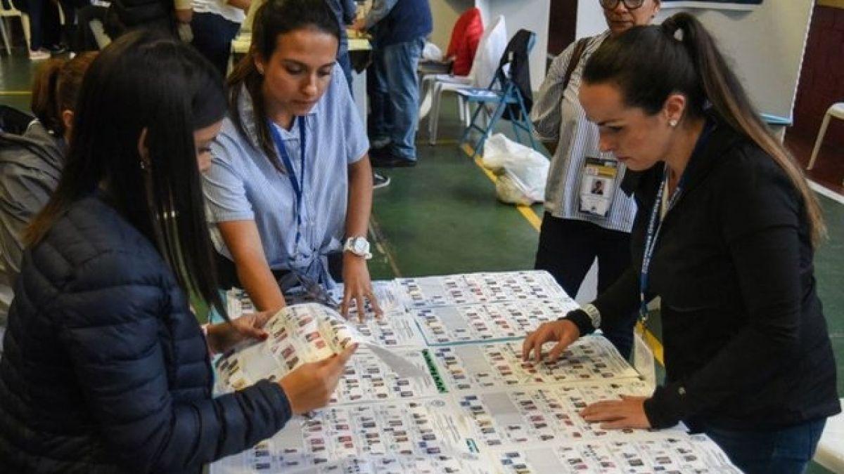 Elecciones en Guatemala: resultados preliminares apuntan a que se disputará una segunda vuelta