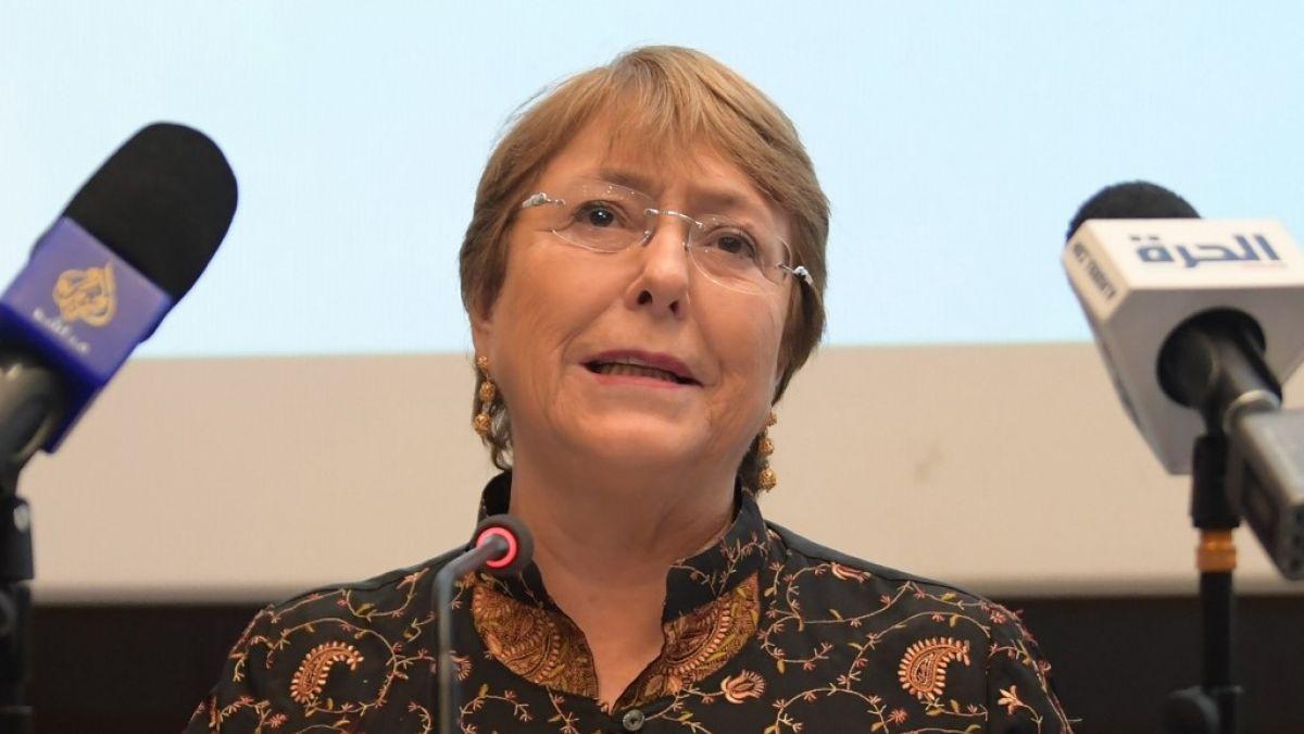Bachelet en Venezuela: Espero escuchar todas las voces y trabajar con todos los actores