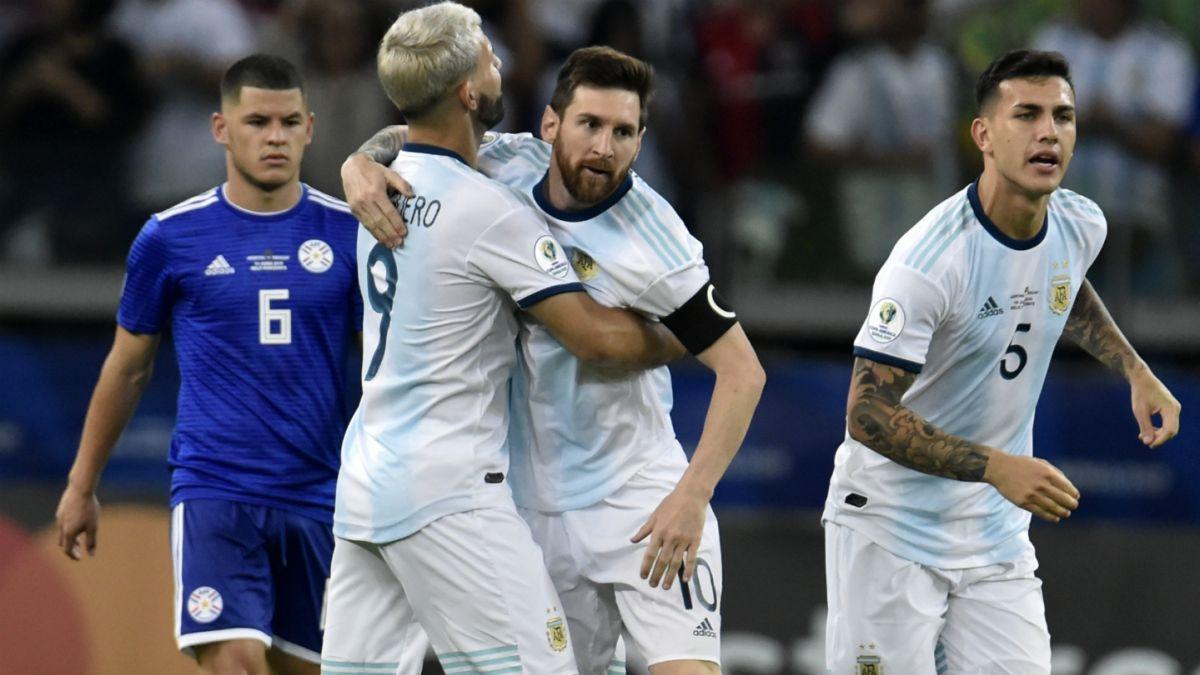 Argentina y Paraguay empatan y deberán jugarse la vida en el cierre de fase grupal de Copa América