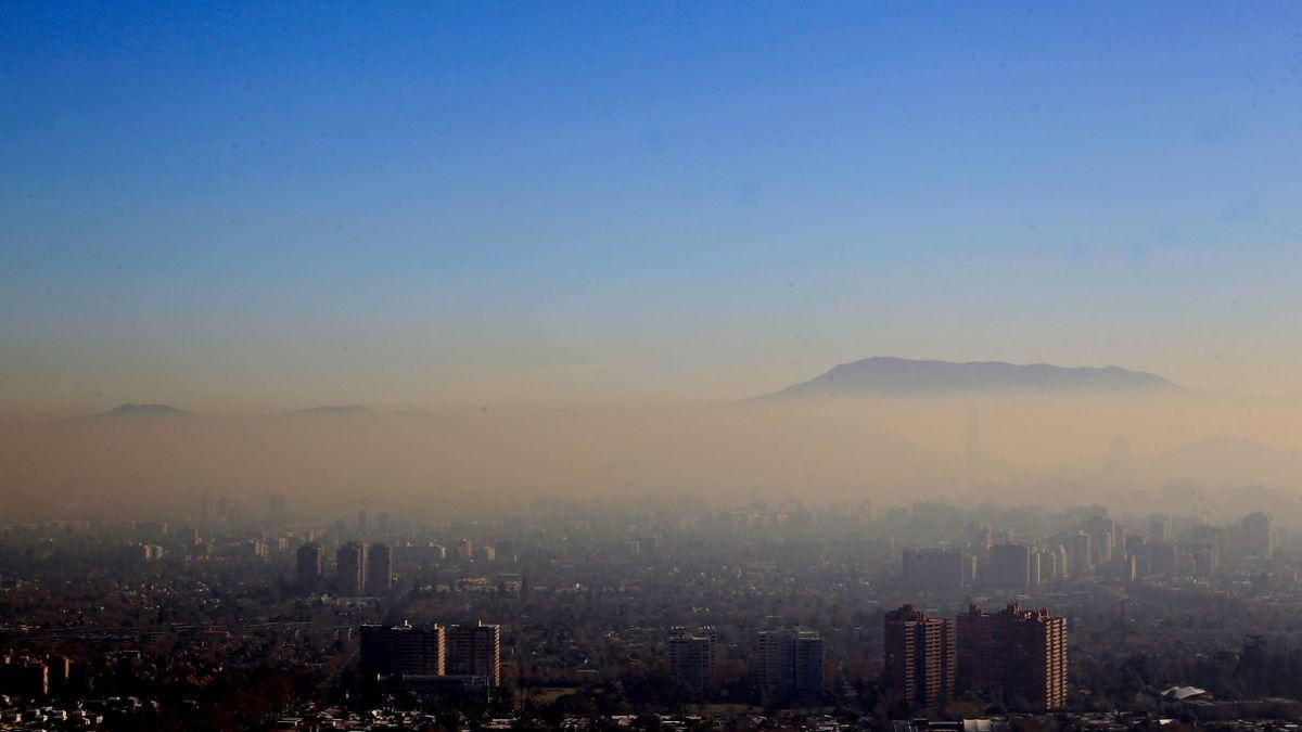 Intendencia Metropolitana decreta preemergencia ambiental para este jueves