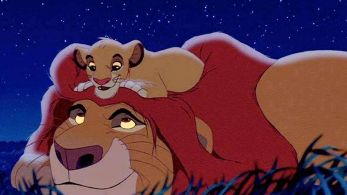 películas para llorar El Rey León
