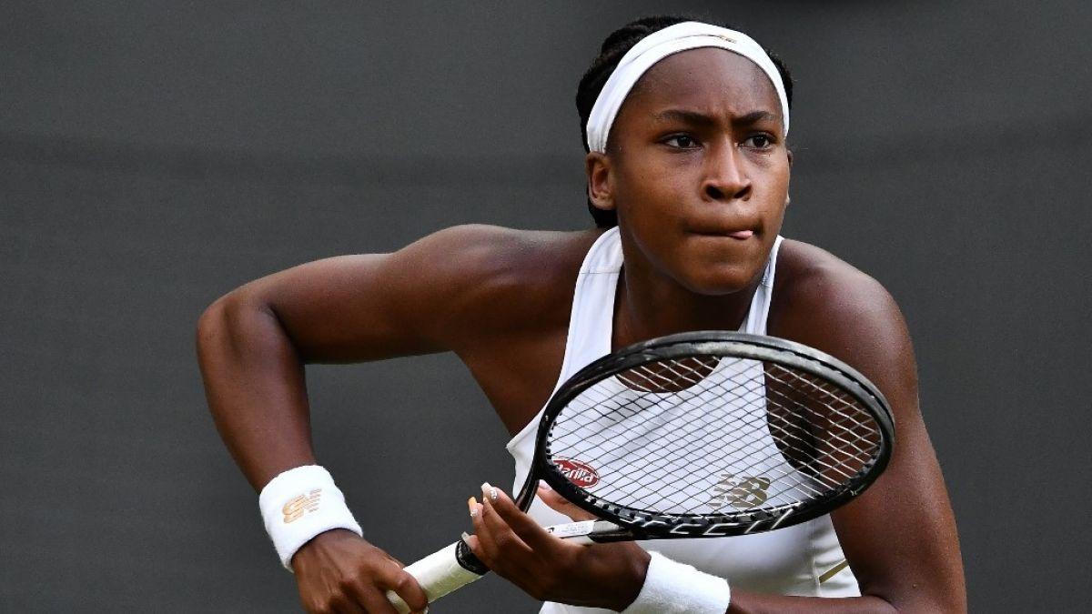 Resultado de imagen para Cori Gauff elimina a Venus Williams en Wimbledon