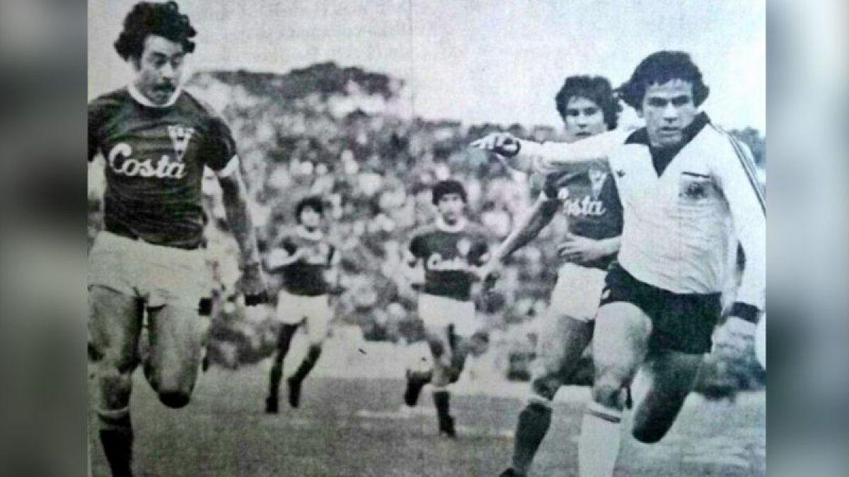 Fallece histórico delantero de Colo-Colo, Ramón Hector