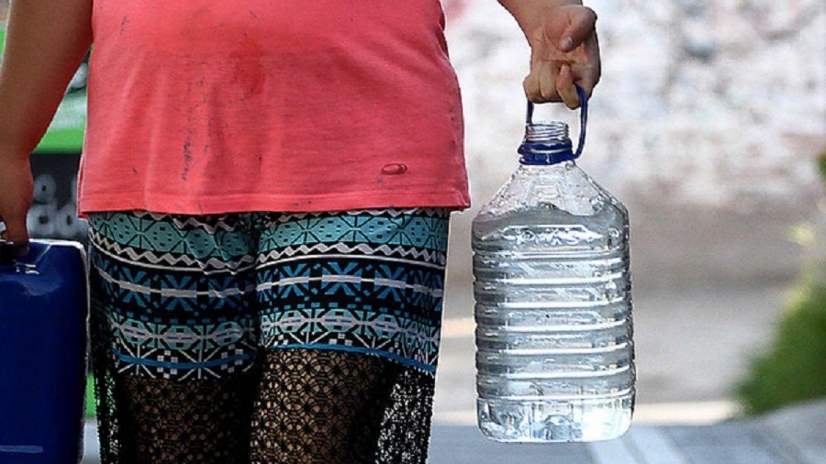 Essal suspende servicio de agua potable en Osorno por posible fuga de hidrocarburo
