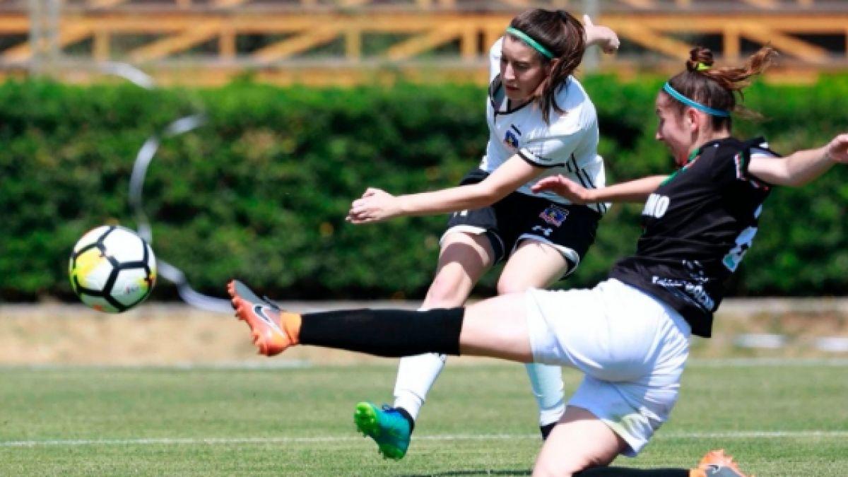 ANFP resuelve que Palestino y Colo Colo definirán en cancha segundo cupo a Libertadores femenina
