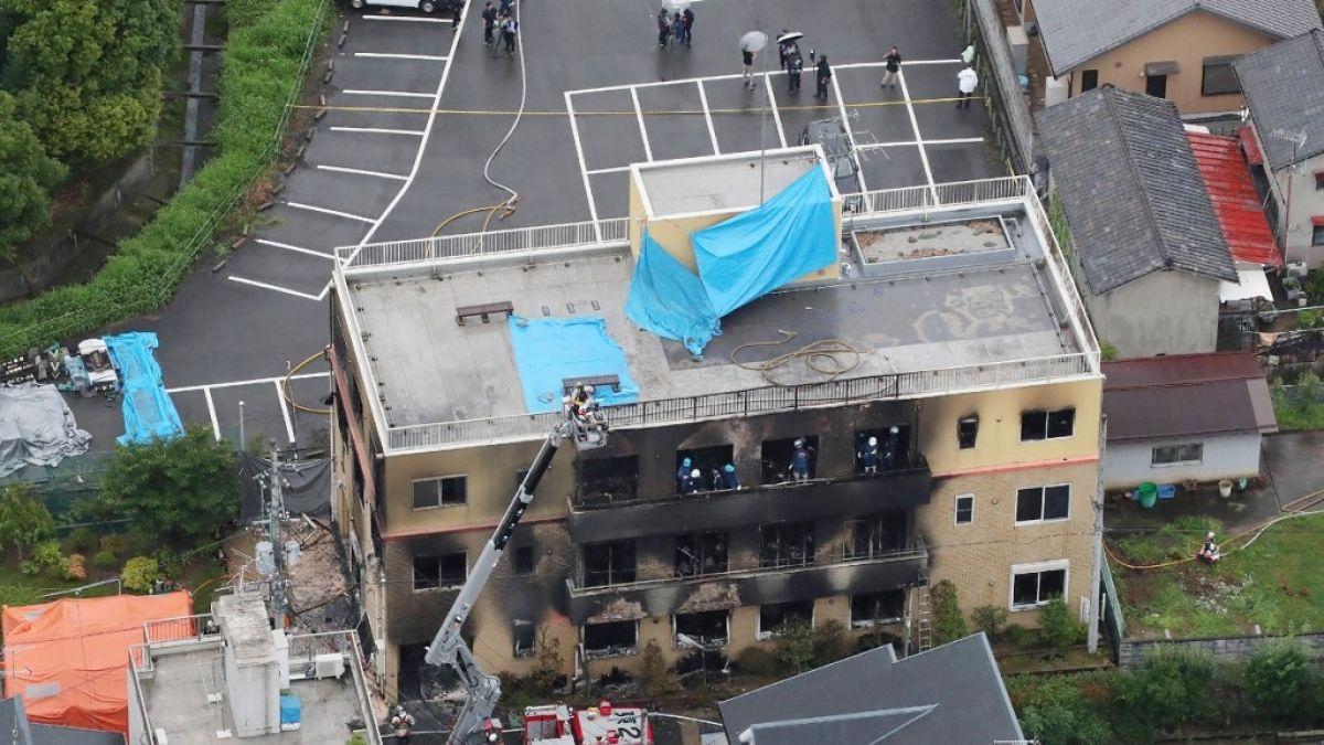 Ataque incendiario a estudio Kyoto Animation deja al menos 24 muertos en Japón