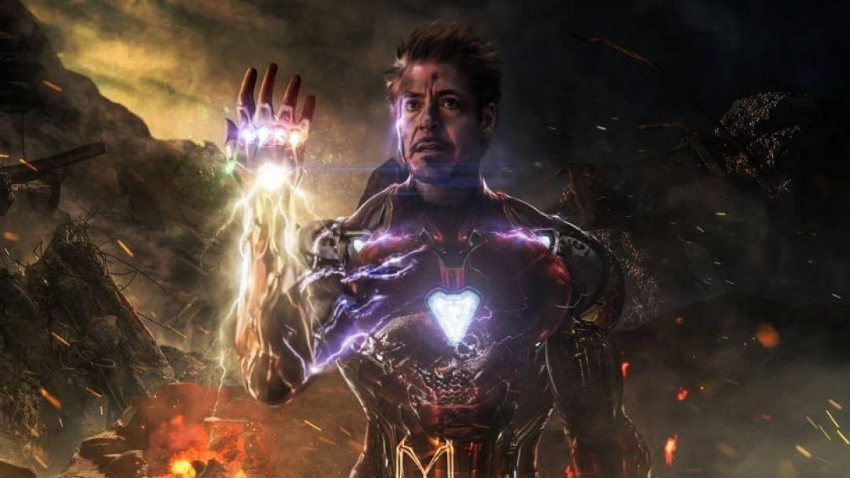 Resultado de imagen para avengers endgame iron man