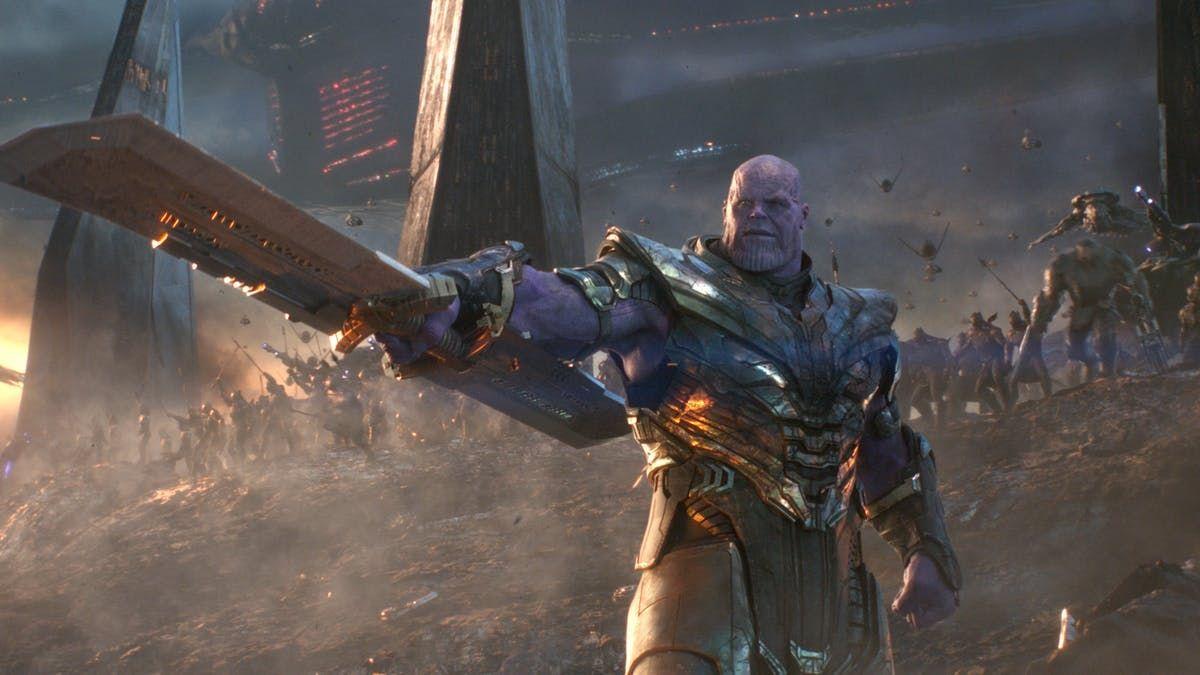 Resultado de imagen para thanos avengers endgame