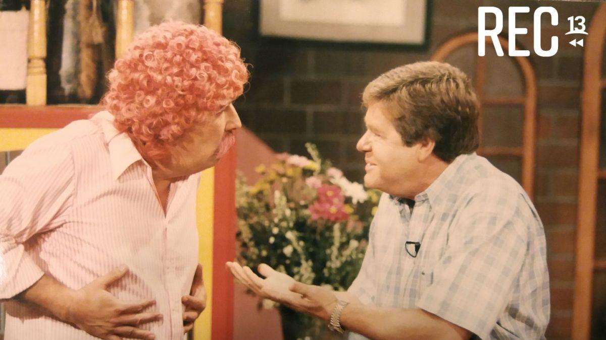 ¿Recuerdas el crossover de Cachureos y El Mundo del Profesor Rossa?
