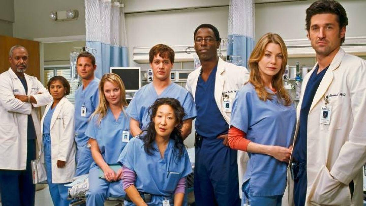 Greys Anatomy Serien Stream