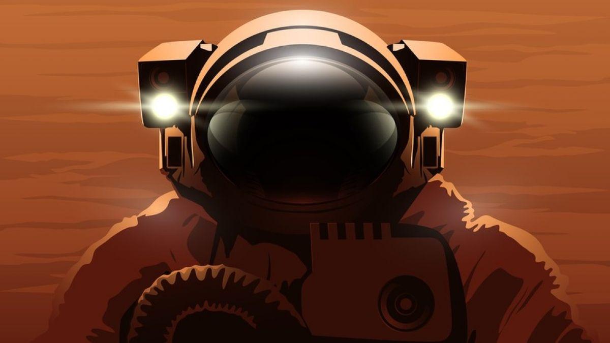 El enemigo silencioso que puede causar daños cerebrales a los astronautas que viajen a Marte