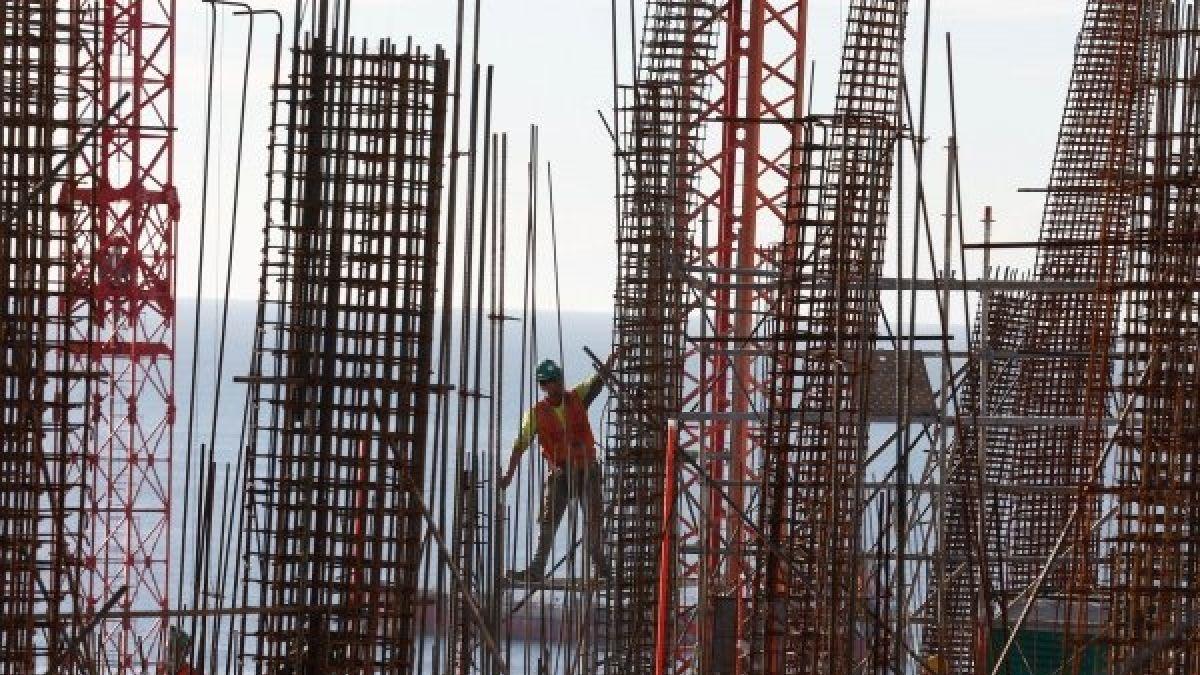 DF Actividad de la construcción cierra el semestre con alza de 1,5%