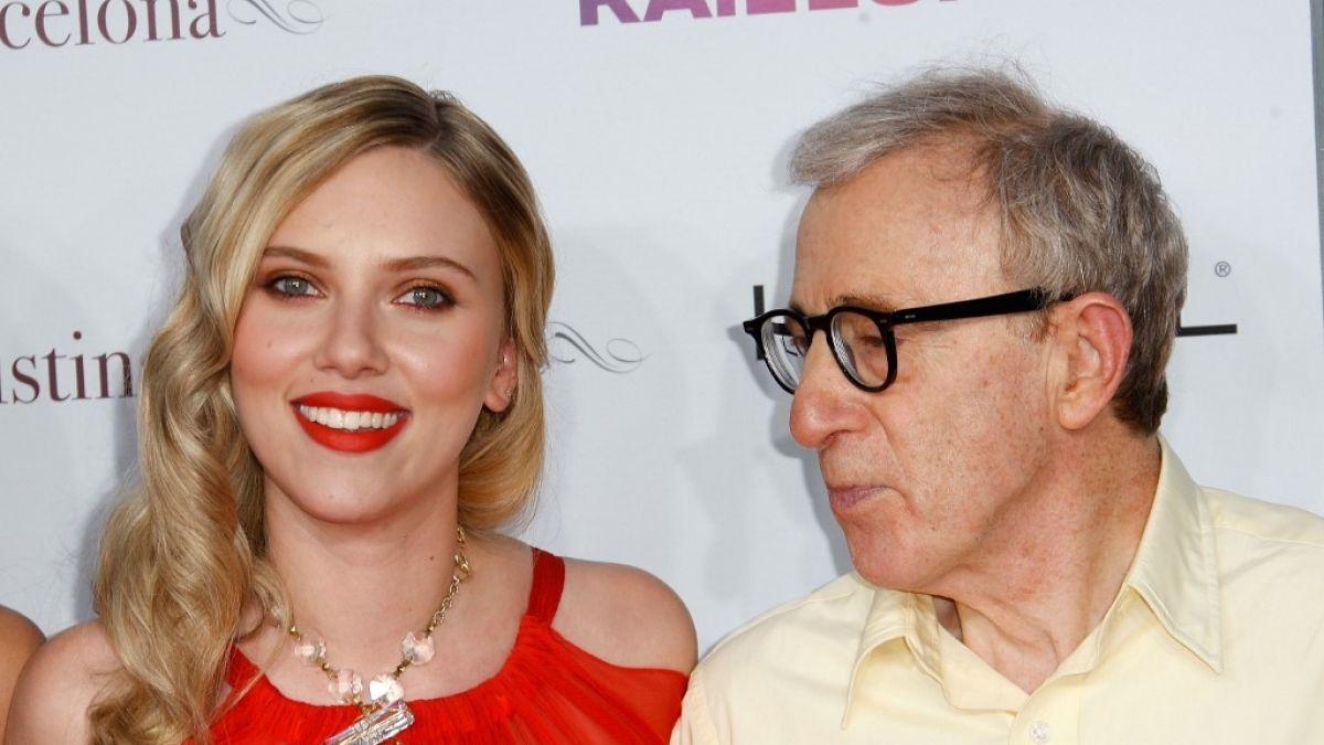 Scarlett Johansson defiende a Woody Allen en polémica entrevista: Mantiene su inocencia y le creo