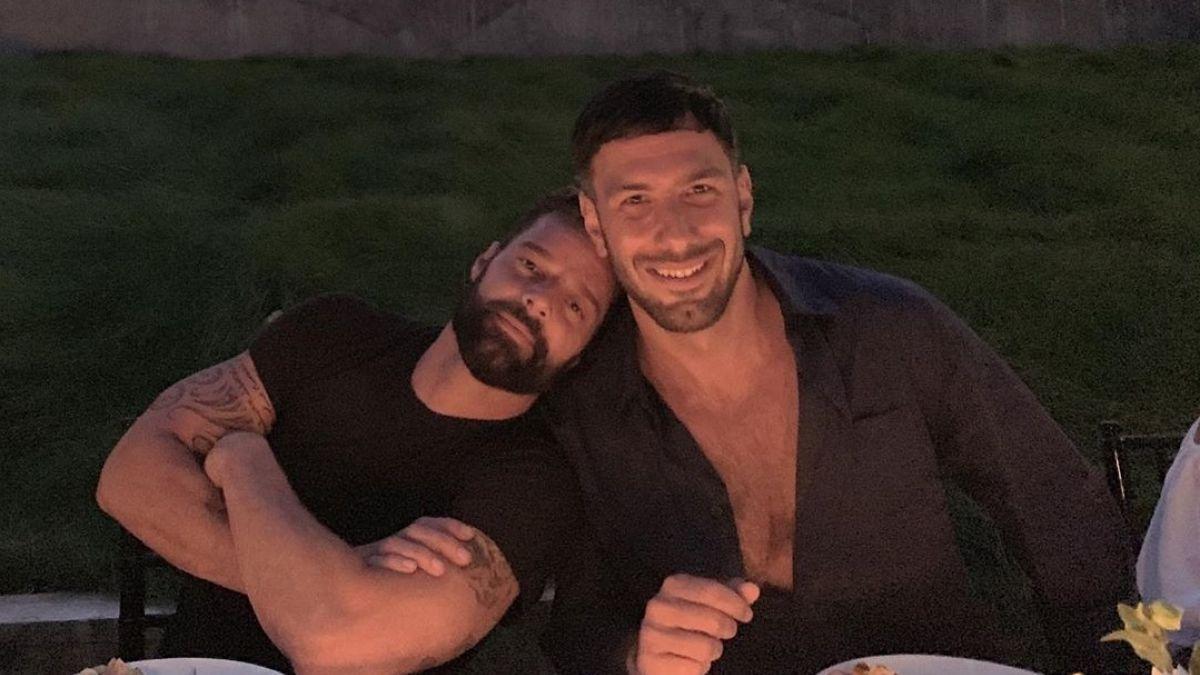 Cumpleanos Feliz Ricky Martin.Ricky Martin Sorprendio A Su Esposo Con Fiesta Por Su