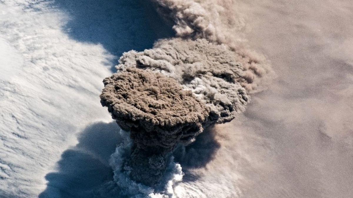 NASA busca controlar súper volcán que podría destruir a la humanidad