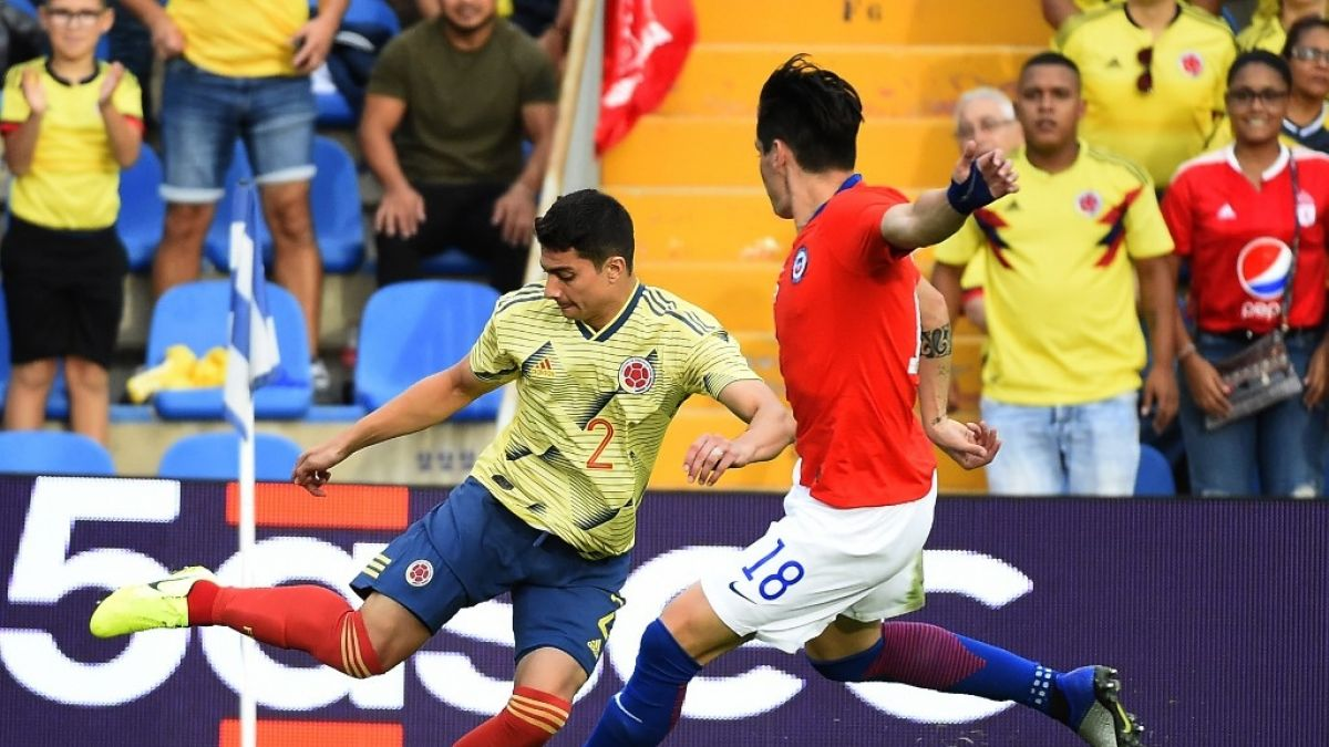 Image result for partido chile colombia