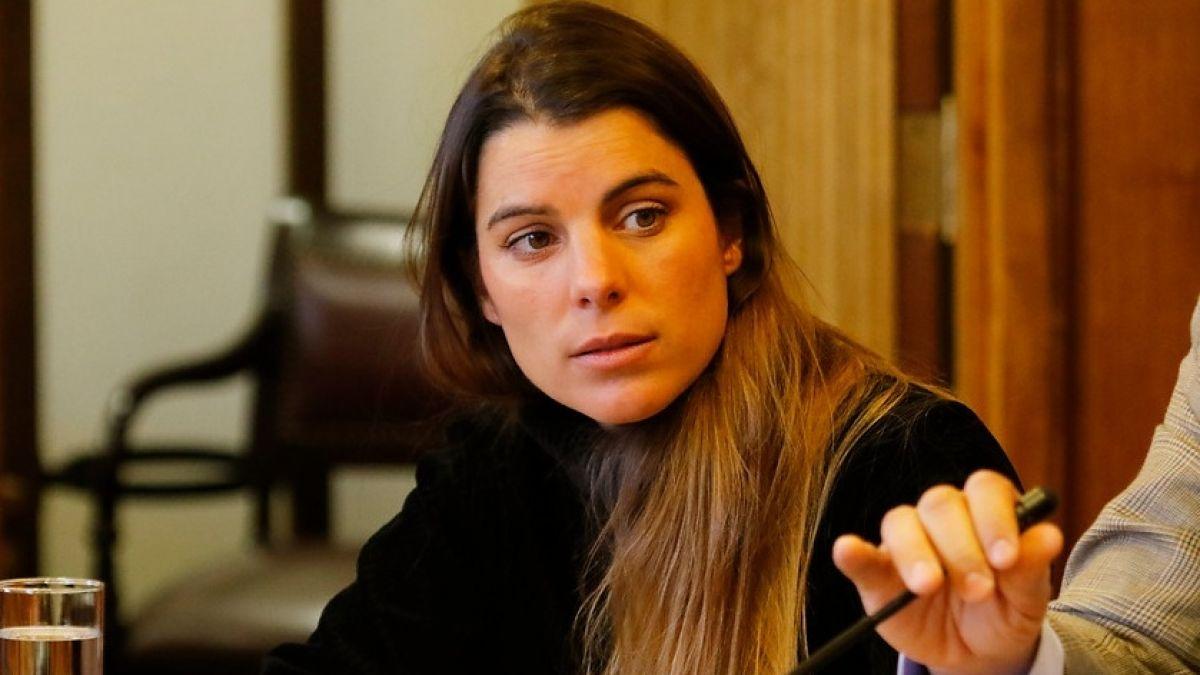 Maite Orsini: Yo creo que hay parlamentarios que tienen vínculos con el narcotráfico
