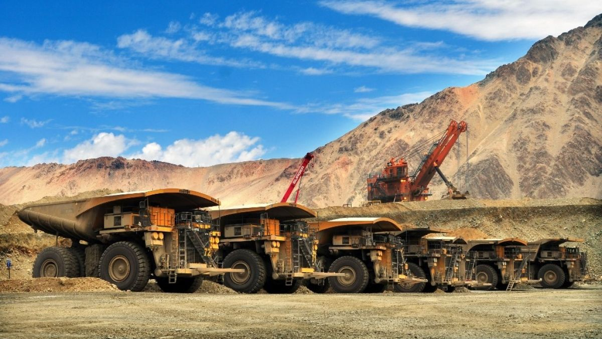 Minería chilena funciona normalmente pese a las violentas protestas