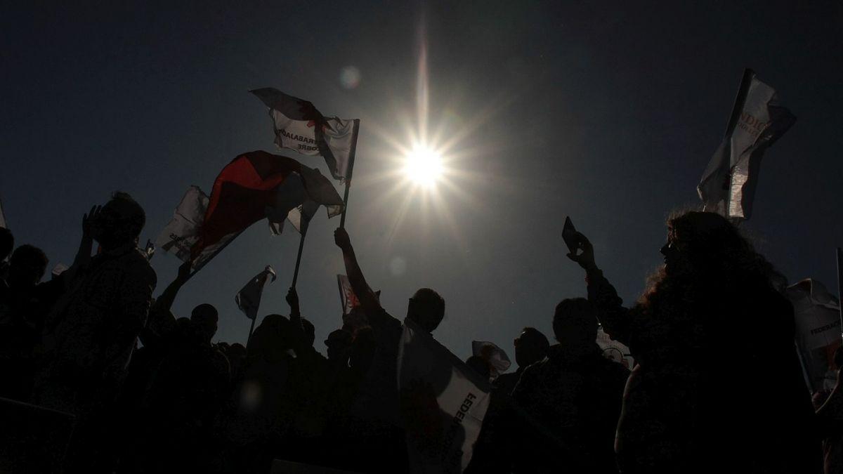 Sindicatos de Codelco Norte se adhieren al paro nacional por 48 horas