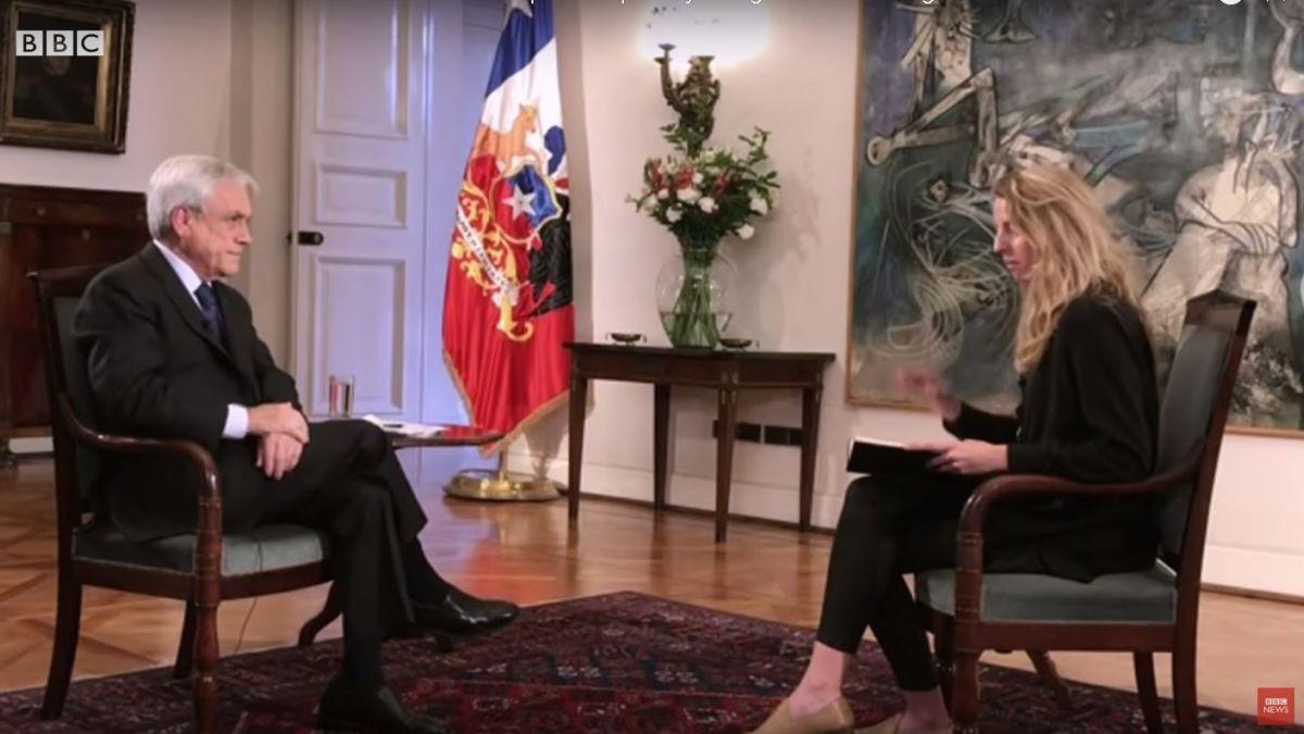 Voy a llegar al fin de mi gobierno: Revisa la entrevista completa a Piñera en BBC