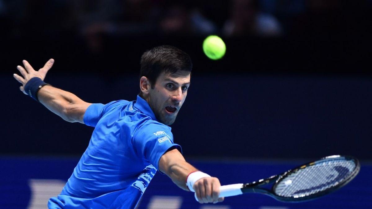 Novak Djokovic asoma como rival de Chile en la ATP Cup
