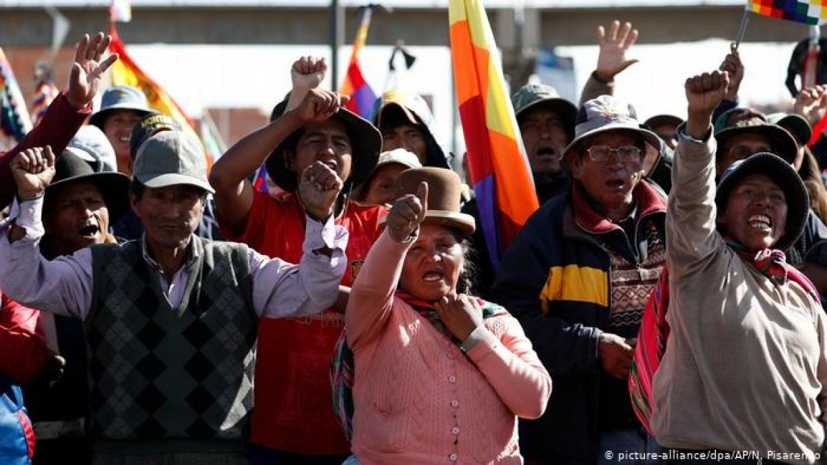 ONU y Unión Europea buscan interceder para solucionar crisis en Bolivia