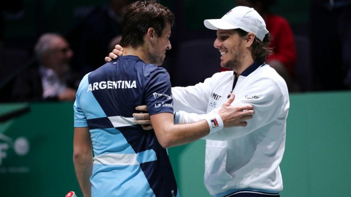 Así quedaron los cuartos de final de la Copa Davis 2019