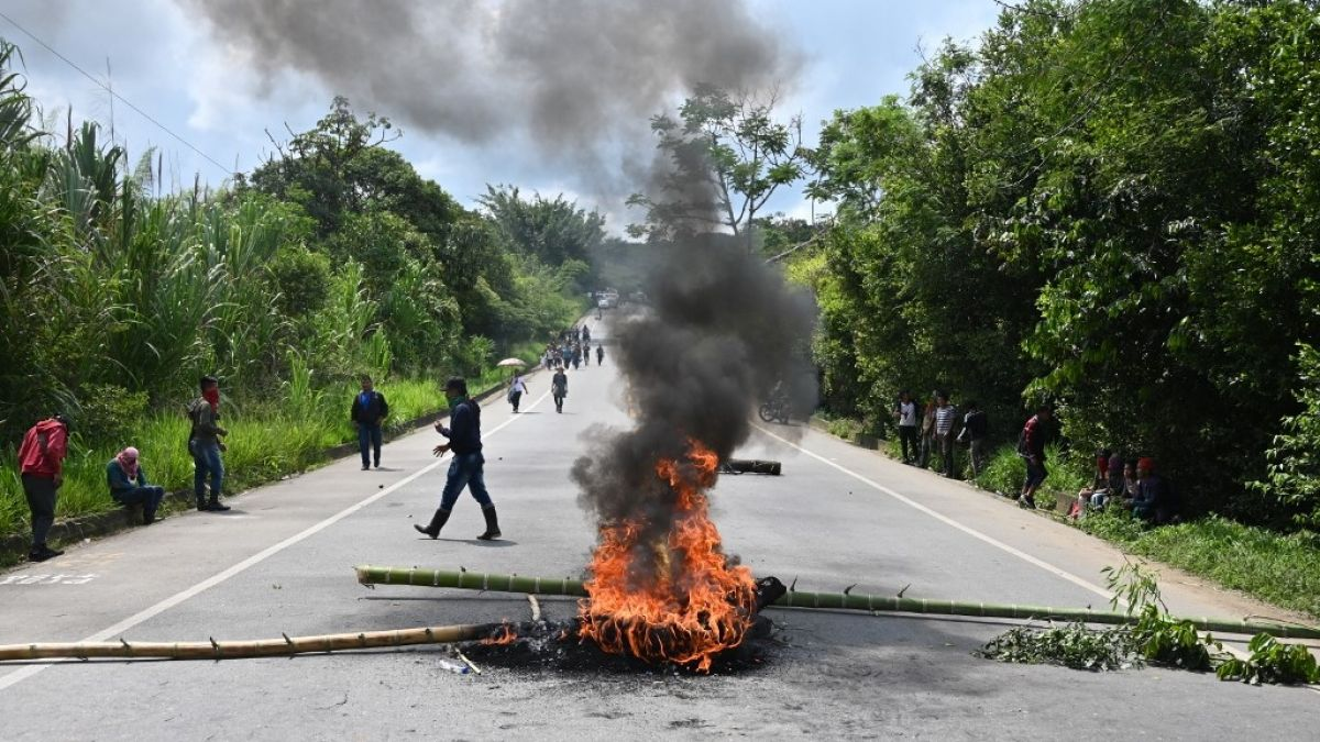 Colombia: Decretan toque de queda en Cali por actos vandálicos durante jornada de protestas