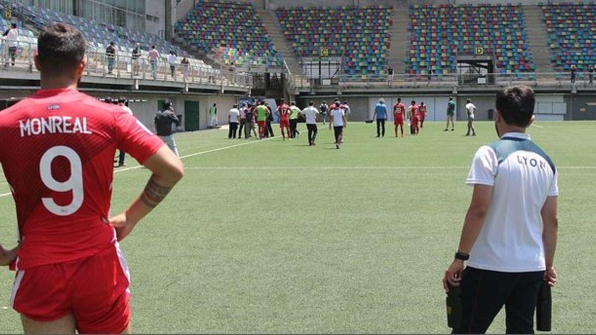 U. La Calera vs Iquique: ANFP confirma suspensión del partido que reinició el fútbol chileno