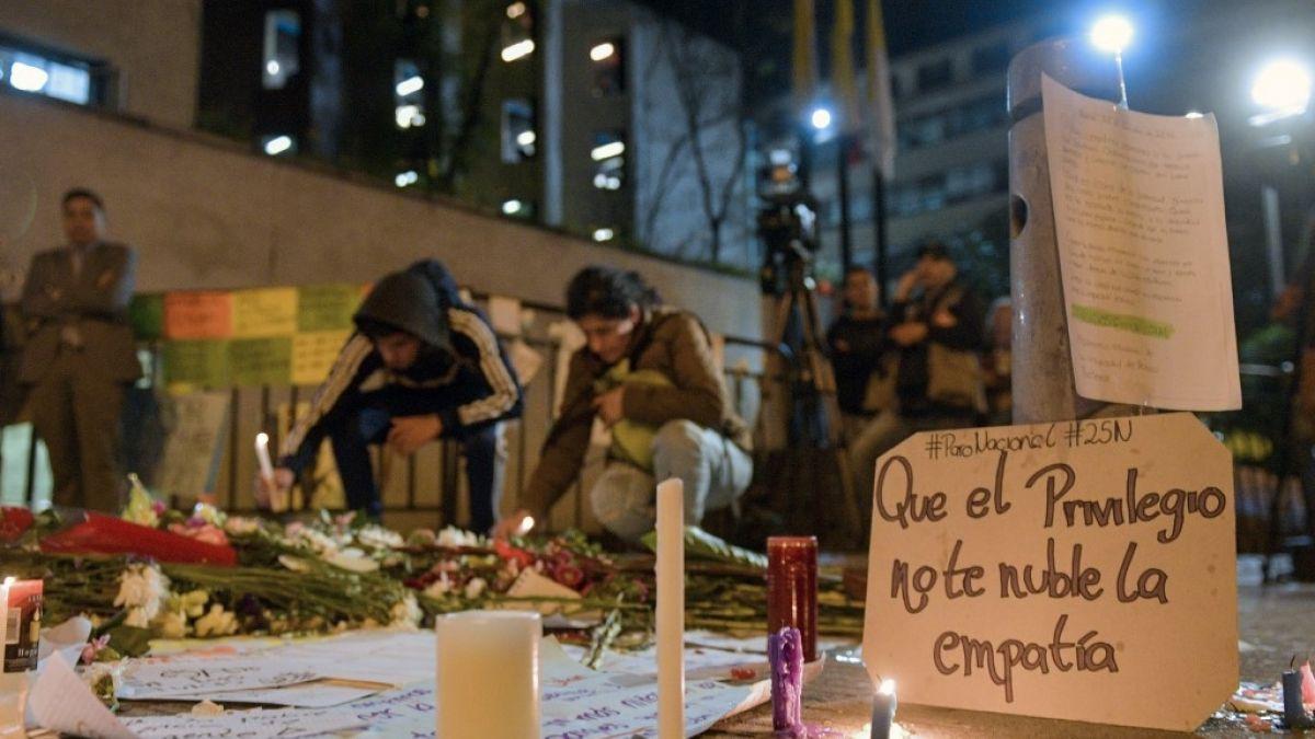 Colombia: Muere Dilan Cruz, manifestante herido por la policía durante protestas contra Iván Duque