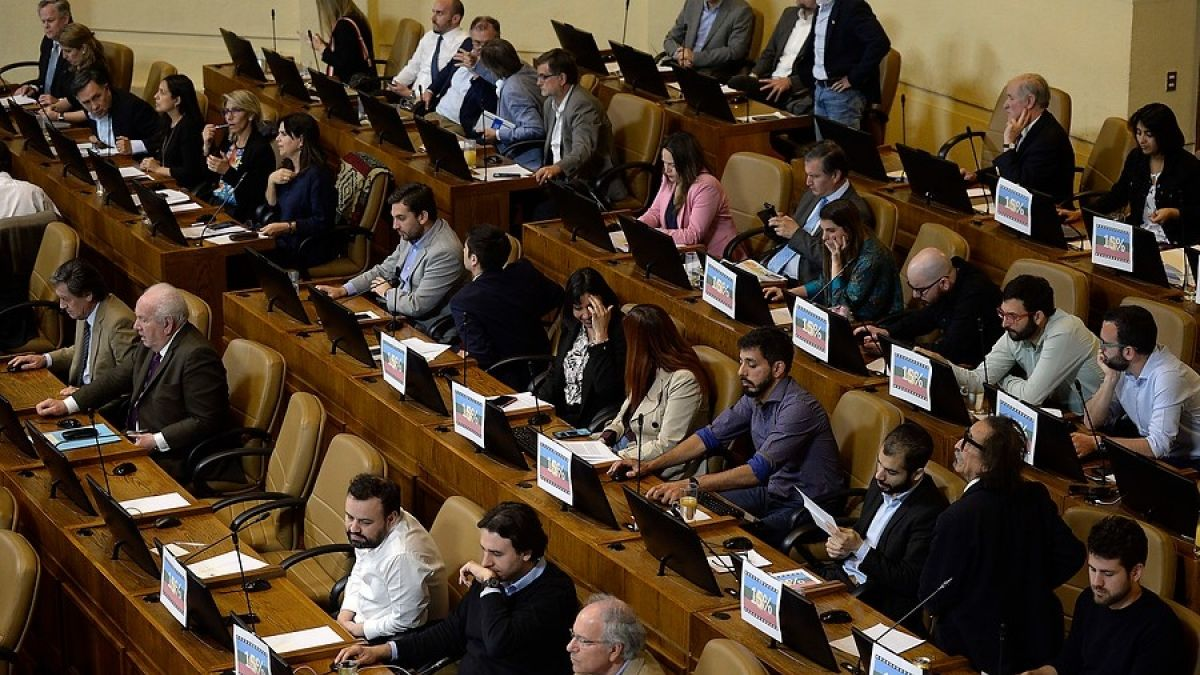 Cámara de Diputados aprueba informe de Comisión Mixta para Ley de Presupusto 2020
